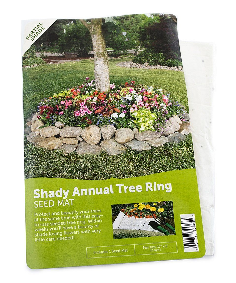 Take A Look At This Tree Ring Roll Out Flower Mat Today
