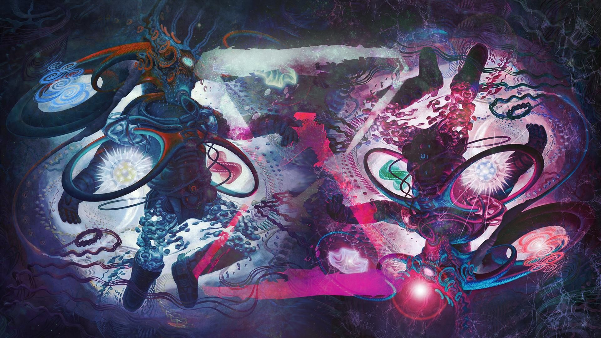Coheed And Cambria The Afterman Ascension Descension Wallpaper Coheed And Cambria Cambria Wallpaper