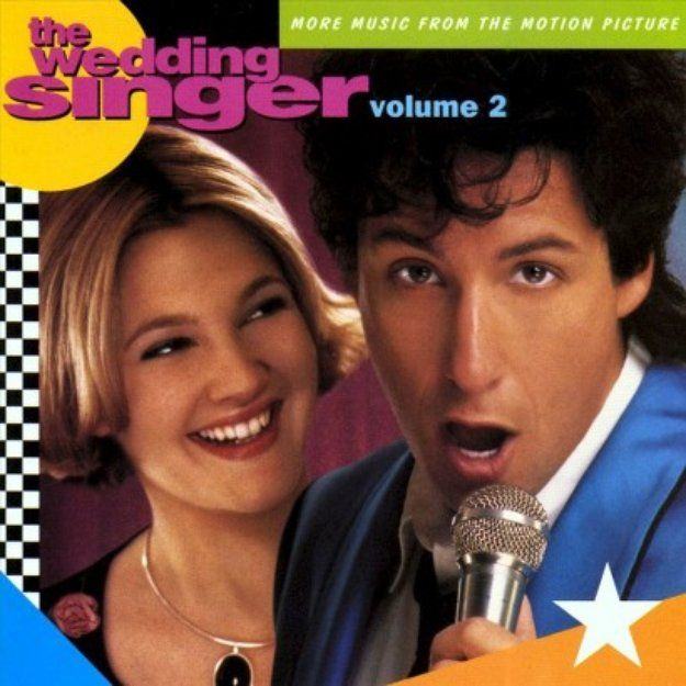 I M Learning All About Maverick Original Soundtrack Wedding Singer 2 Used At Influenster With Images The Wedding Singer Wedding Singer Movie Movie Songs