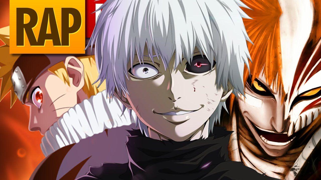Monster Naruto Tokyo Ghoul Bleach Tauz Vevo 06 Com Imagens