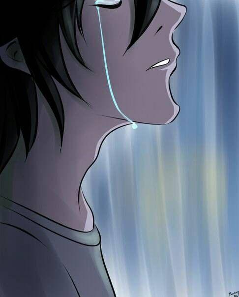 No Please Dont Cry Sad Anime