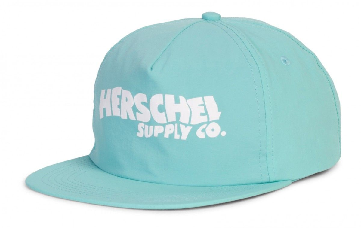 a552c1daa008be Herschel Oliver Hat Cotton Yucca/White | Herschel | Turquoise color ...