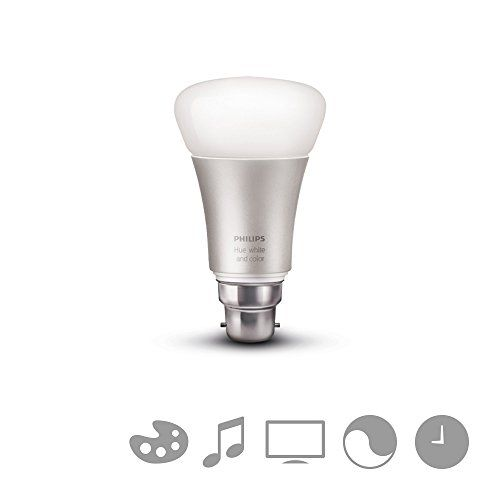 Philips Hue Led Lampe Leuchte Leuchtmittel Dimmbar Amazon Pinterest