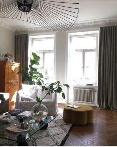 Gray / green velvet curtains, discover the entire collection now ,  #Collection #curtains #Discover #entire #Gray #GREEN #homedecorscandinavianbigwindows #velvet