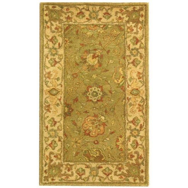 Antiquity Sage Area Rug