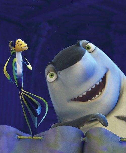 Shark Tale 2004 50 Best Summer Movies For Kids Mom Me Shark Tale Cartoon Kid Movies