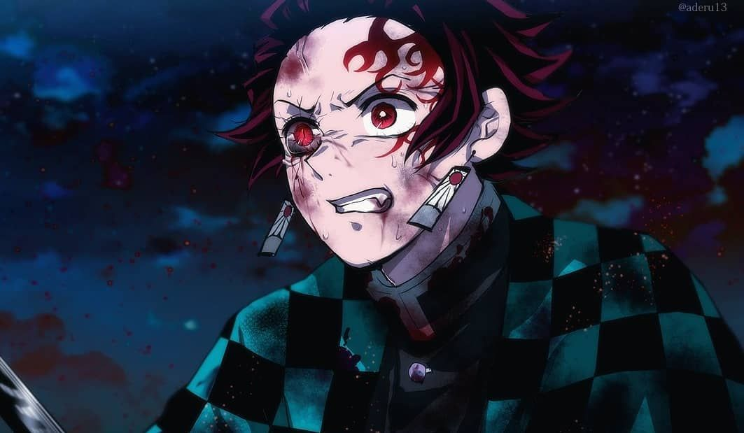 864 Curtidas 12 Comentarios Uzui Tengen Uzuiofficial No Instagram Could This Be Credit Aderu13 Anime Dark Anime Demon