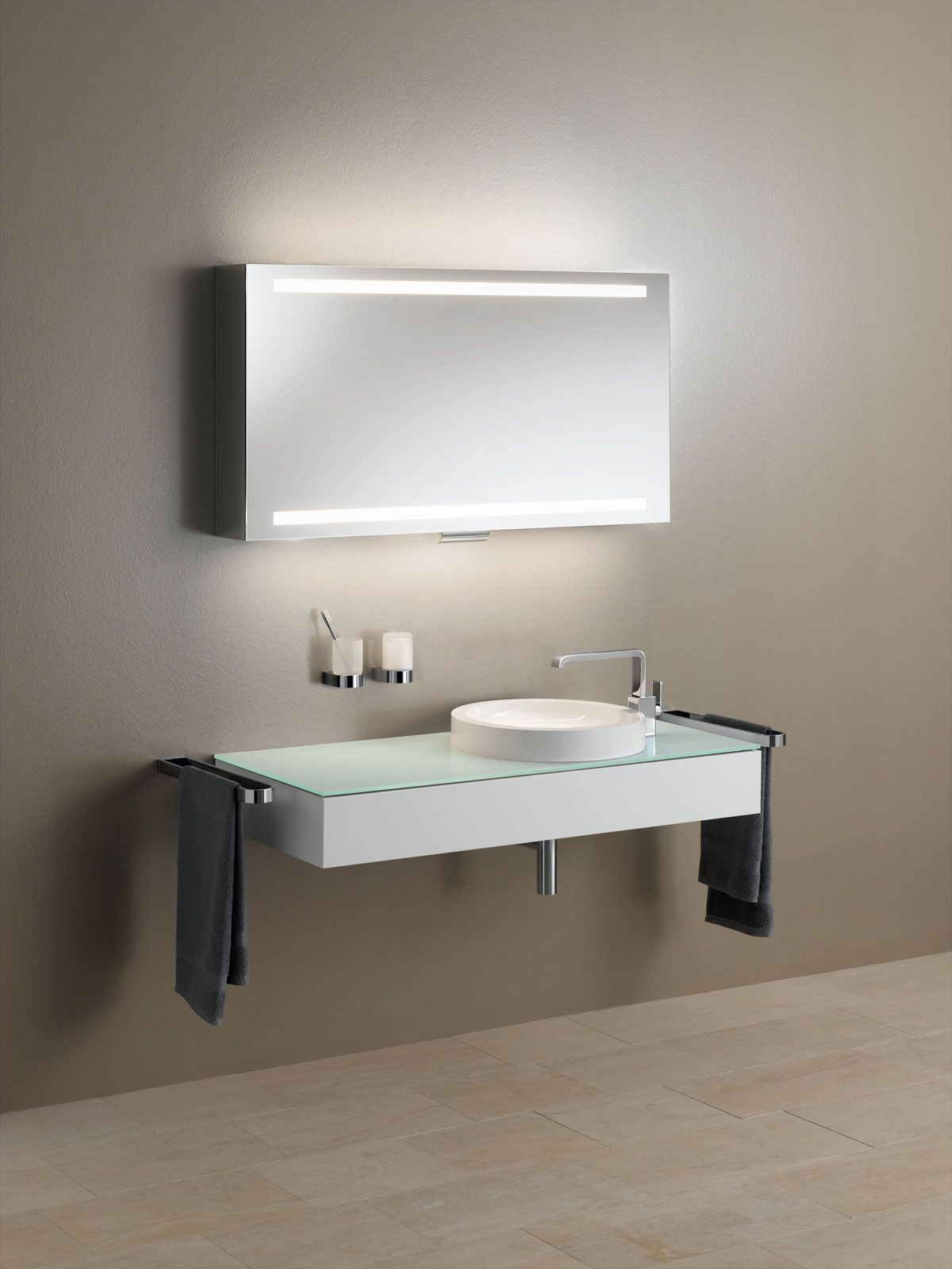 Keuco Edition 300 Furniture Range Bathroom accessories