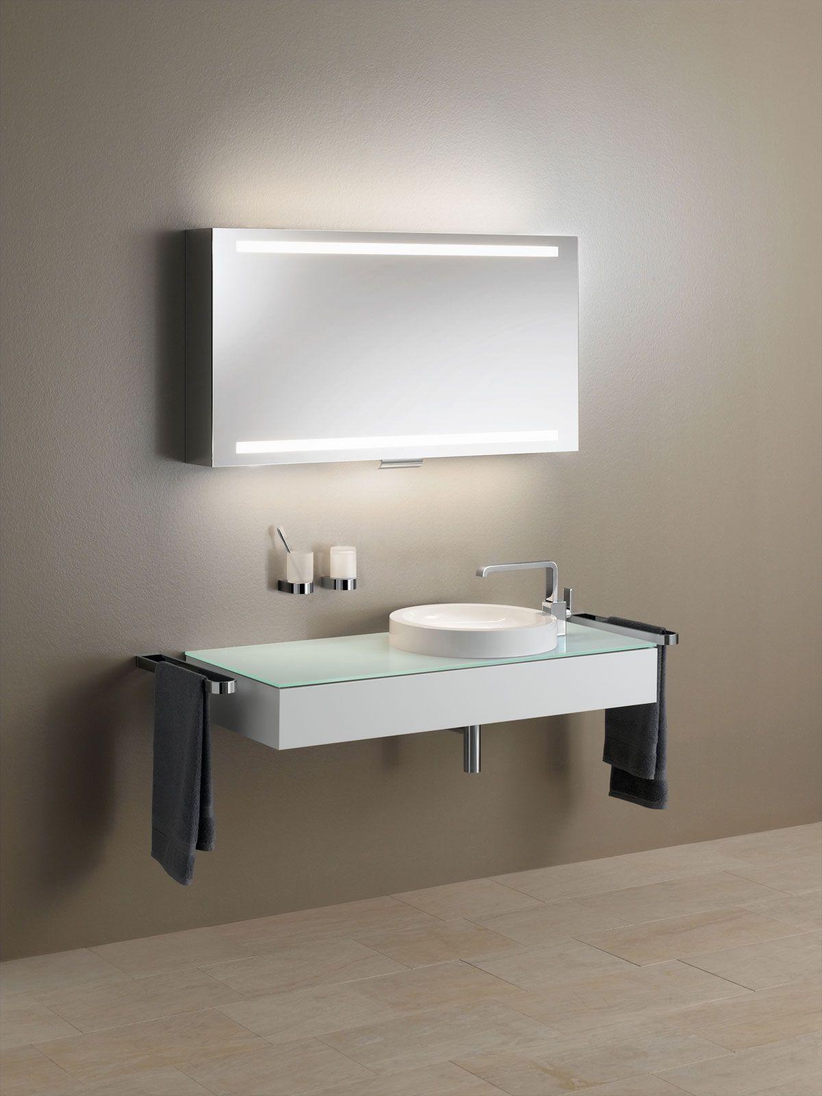 Keuco Edition 300 Furniture Range Bathroom accessories