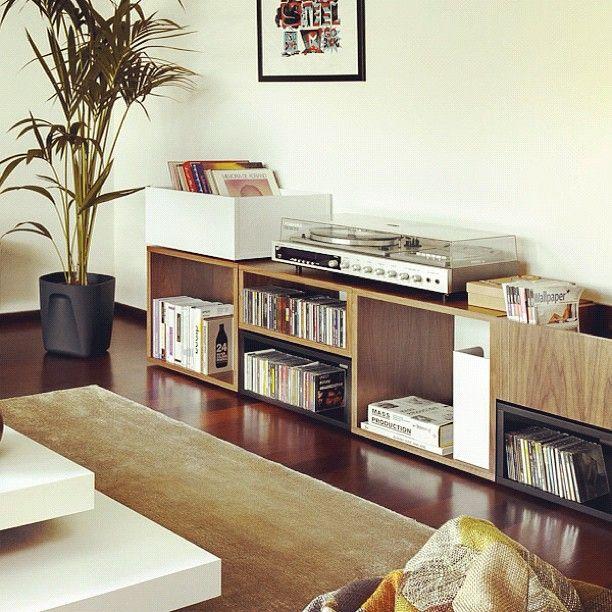 Urbind Sign On Instagram Hifi Flexibele New Vintage Module Dressior Record Room Home Furniture #stereo #system #for #living #room