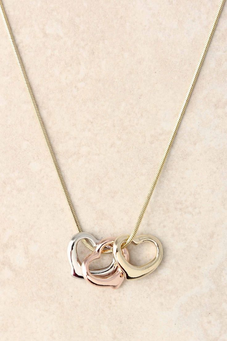 Dainty sweet love heart necklace jewelry pinterest tiffany