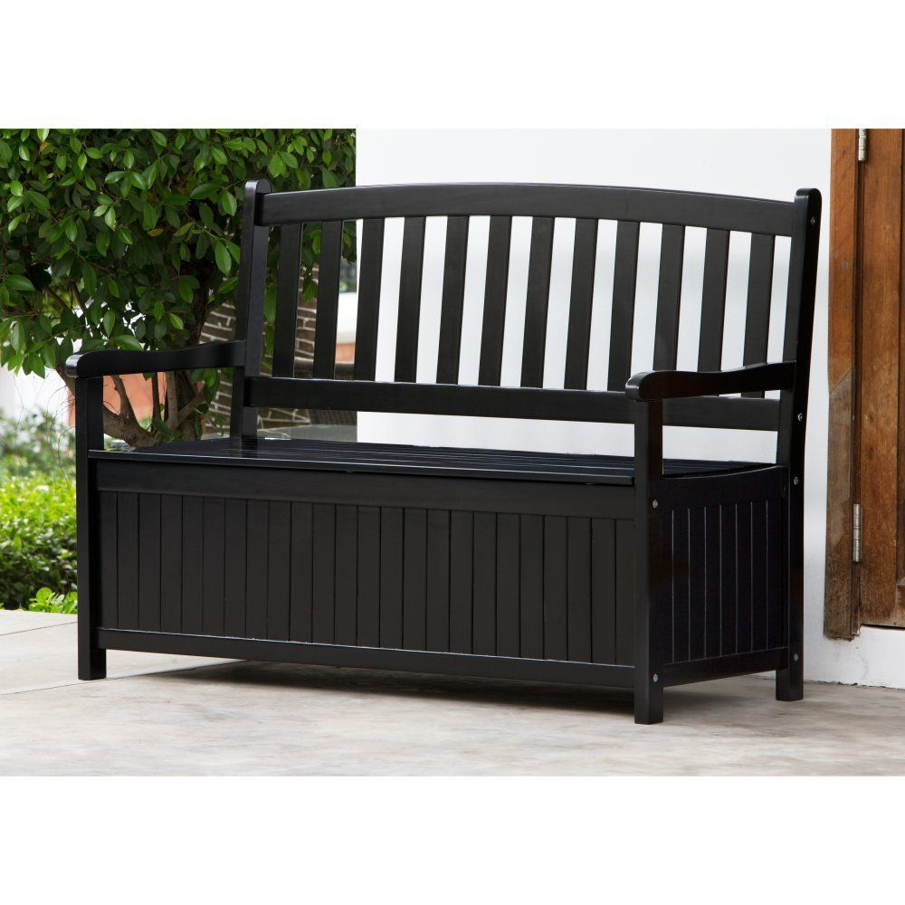 De Cluttering Your Garden With Patio Storage Outdoor Storage Bench Patio Storage Porch Storage Bench