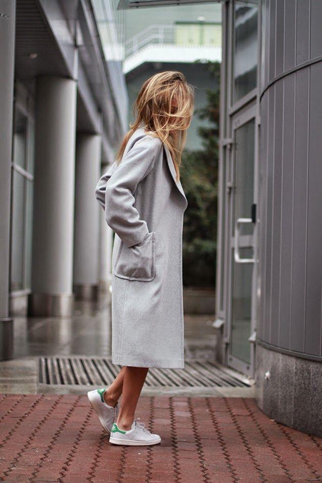 Coat stan smith