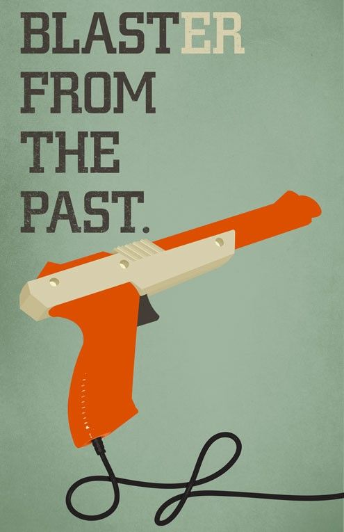 Blaster from the Past