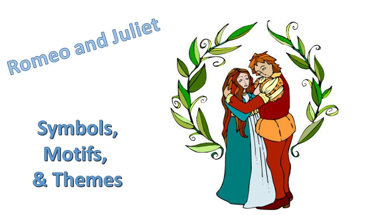 Romeo And Juliet Symbols Motif And Theme Station Activities