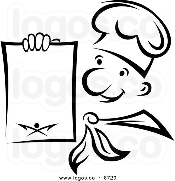 Cooking Clipart Black And White Clipart Panda Free Clipart Images Clip Art Free Clip Art Chef Images