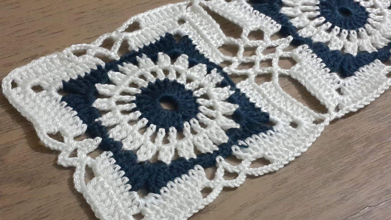 Tigisi Orgu Yatak Ortusu Motifi Yapimi Crochet Doily Tig Isleri Tig Motifleri Orgu
