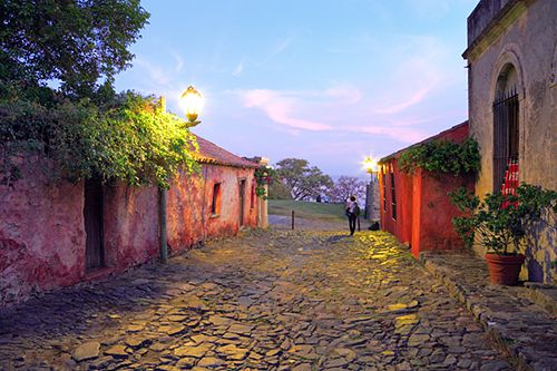 Calm Peaceful Colonia South America Travel Places To Go Colonia