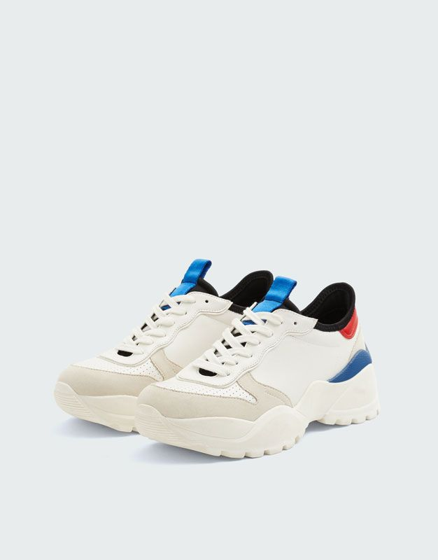 Fashion Trainers Pull Bear Dam Sneakers
