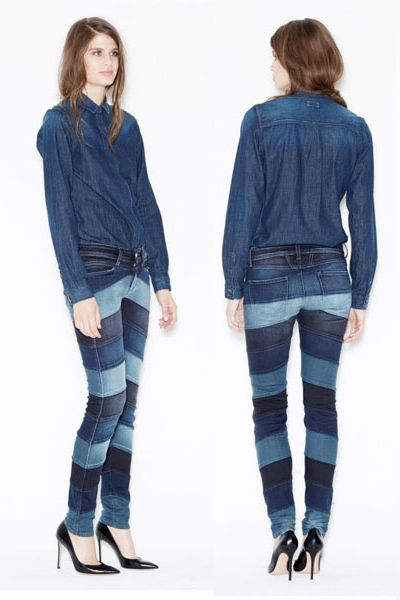9219aaecb Always Brainstorming | YOUR EXCLUSIVE LOOK AT THE DENIM TRENDS FOR 2018 |  http:/