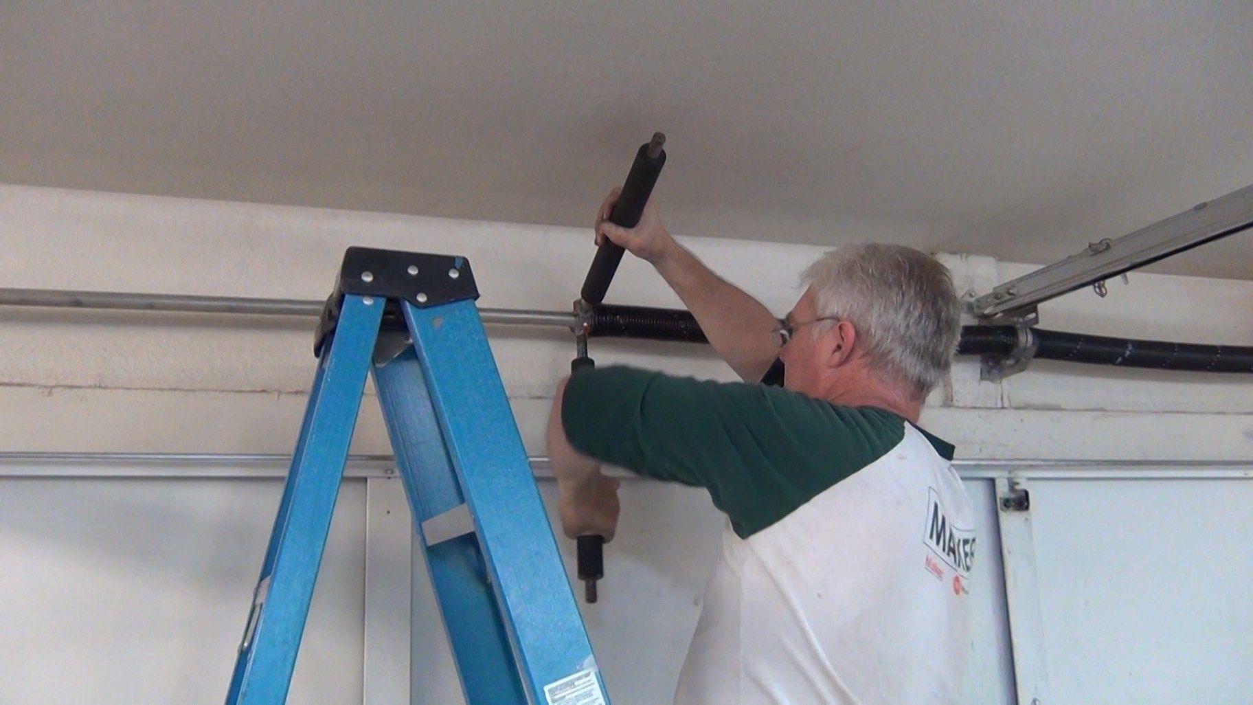 Knowing What And Why Garage Door Spring Repair Cost Modern Pertaining To How Garage Door Spring Replacement Garage Door Spring Repair Broken Garage Door Spring