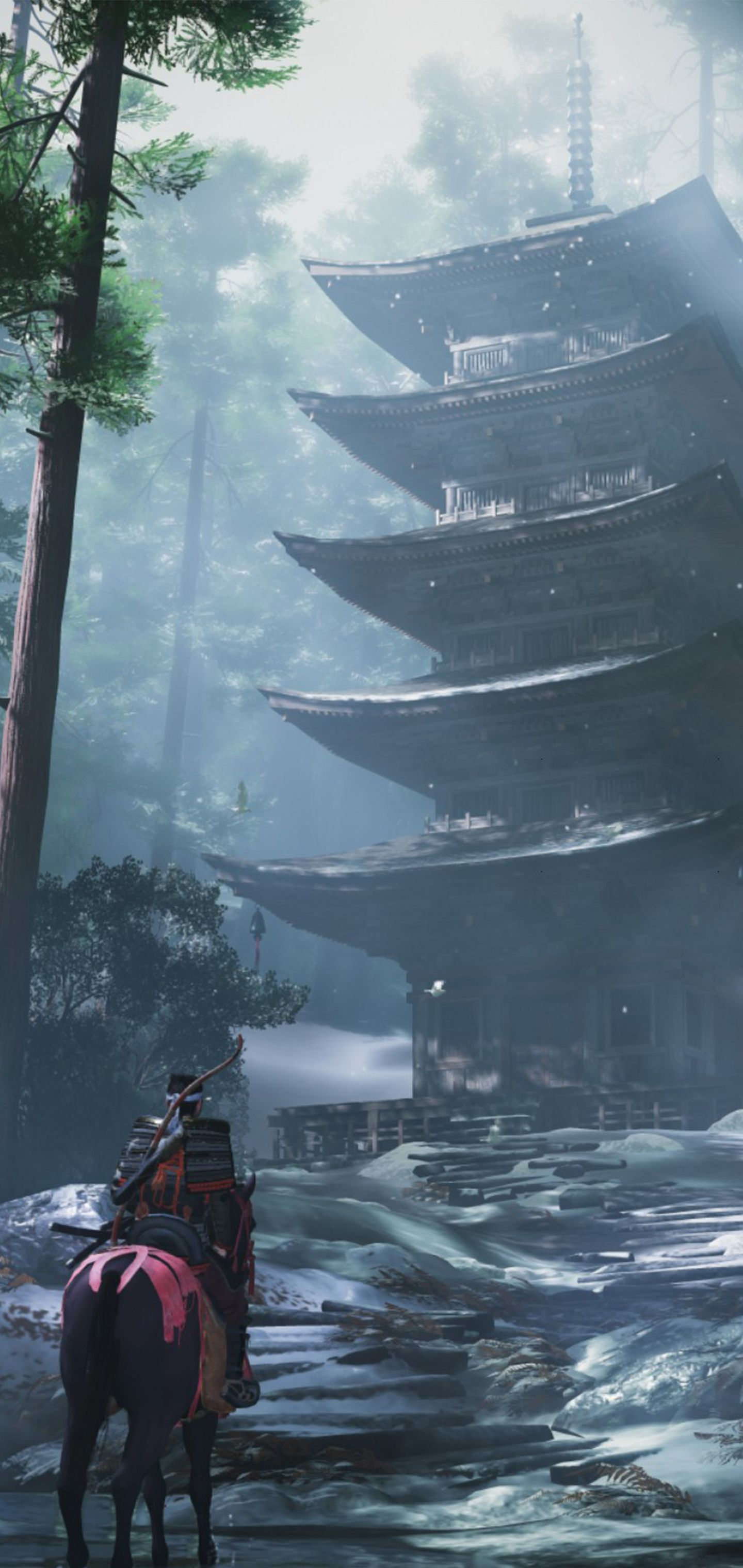 Visit To Support My Content For 1 In 2020 Ghost Of Tsushima Hd