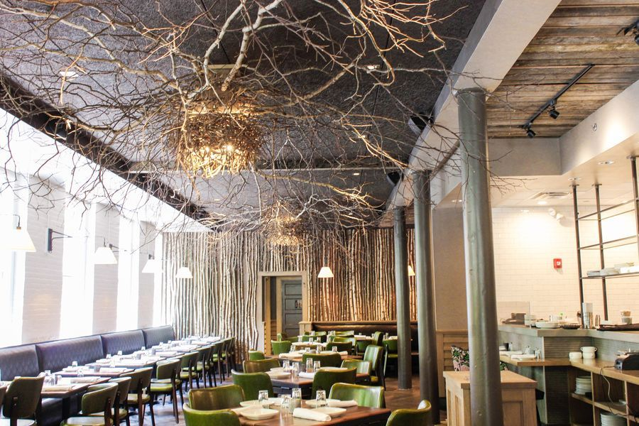 Boston Restaurants With The Most Stunning Design