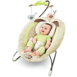 Fisher Price My Little Snugabunny Bouncer Kid Stuff