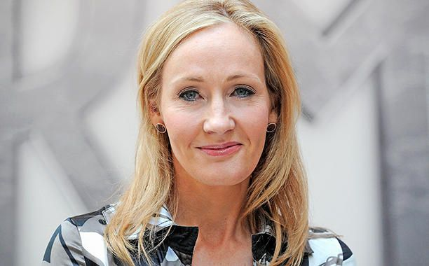 50 things we love about J.K. Rowling for her 50th birthday. She is a kind, caring, compassionate, intelligent woman. She LOVES answering Harry Potter questions for her fans and has contributed to several trivia facts and background stories on Pottermore. She loves dogs, especially dogs on the Internet, and is a master of Twitter.