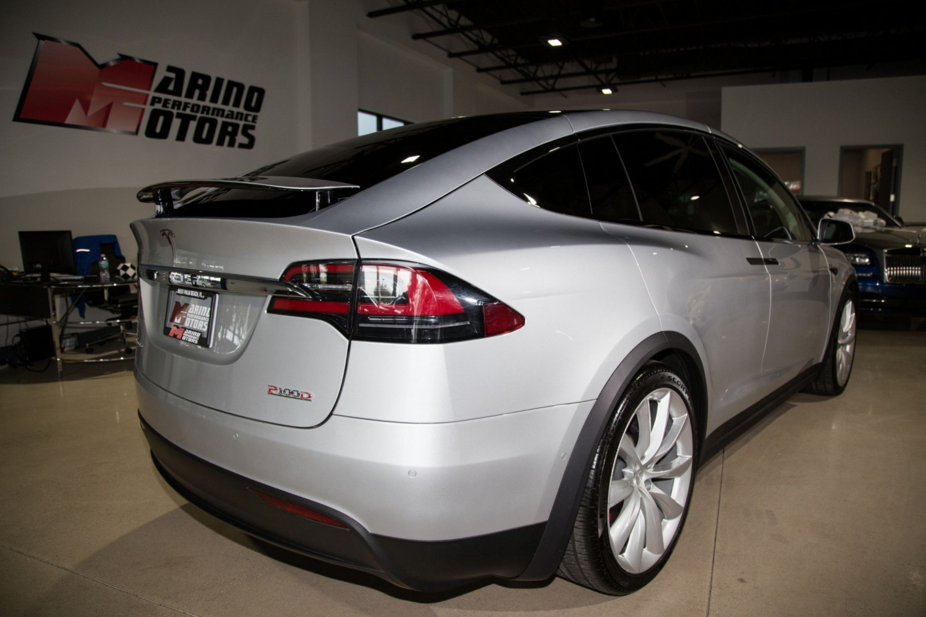 2017 Tesla Model X P100d Used For Sale Di 2020