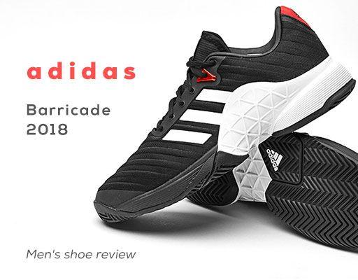 adidas Barricade 2018 shoe review | Tennis Equipment | New