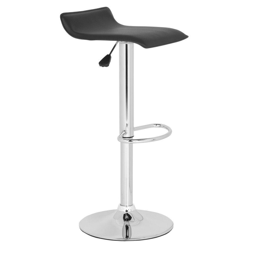 Prime Sheba Adjustable Barstool White Safavieh Products In Ncnpc Chair Design For Home Ncnpcorg
