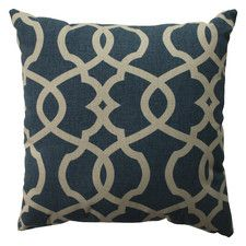 Lattice Damask Throw Pillow Damask Throw Pillows