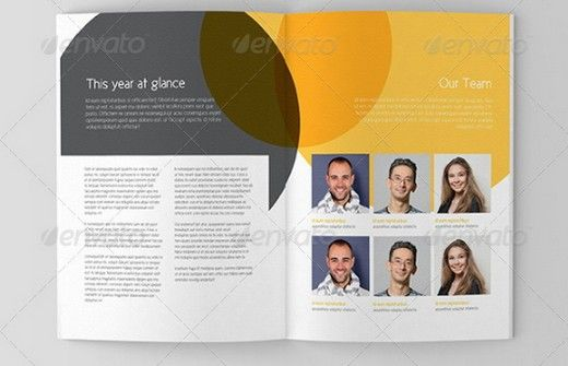 2598883a0e34ece53695b276d159f44fjpg (520×335) Annual Report - company brochure templates
