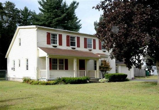 This Colonial In Burnt Hills Ballston Lake School District Is An