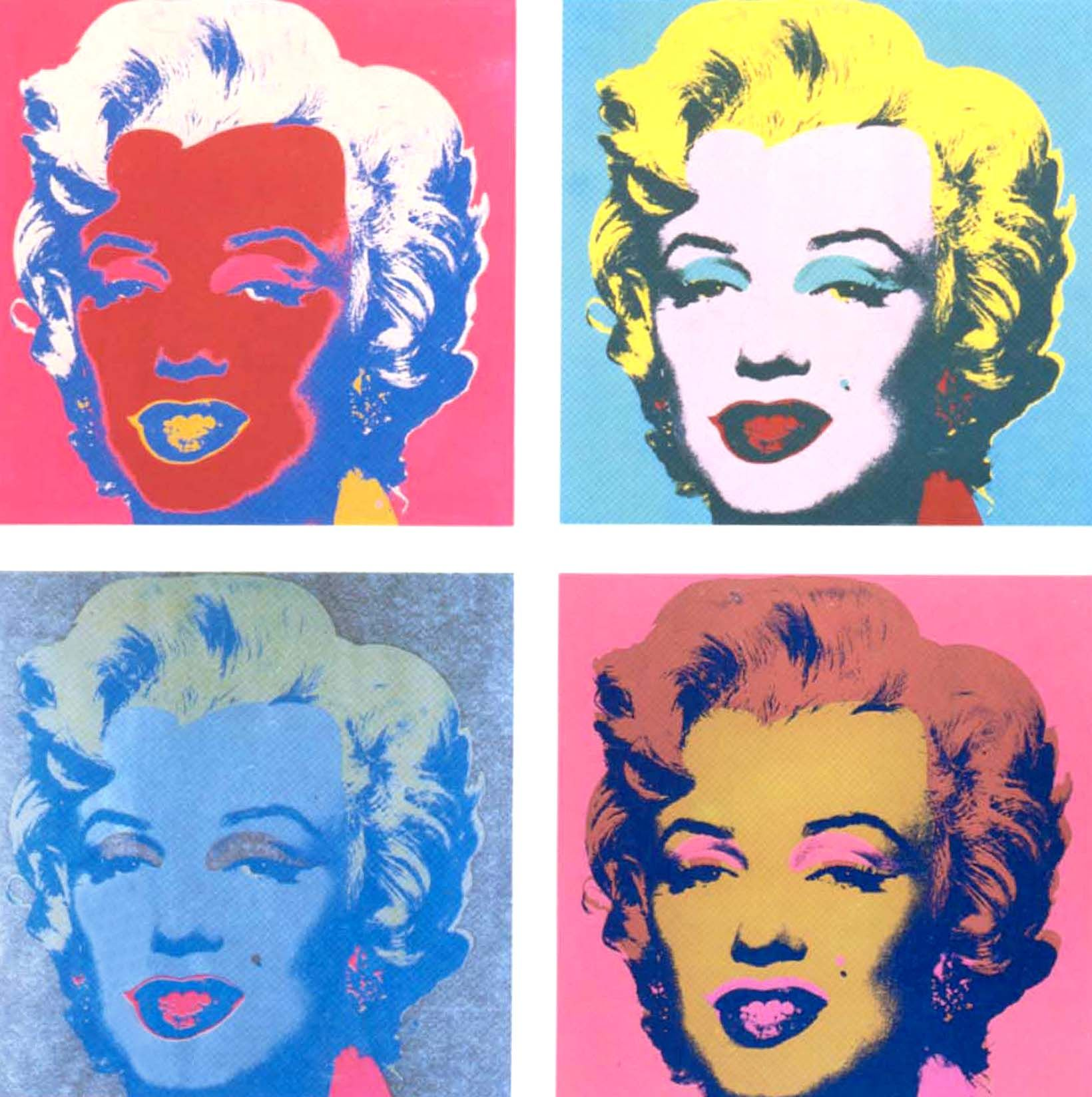 Andy Warhol Autor Del Pop Art Art Pinterest Pop