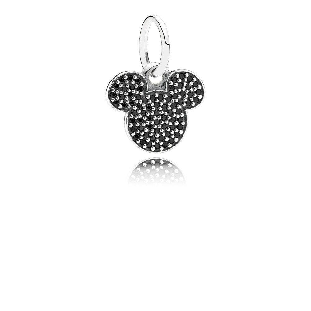 pandora disney jewelry collection sparkling mickey icon charm