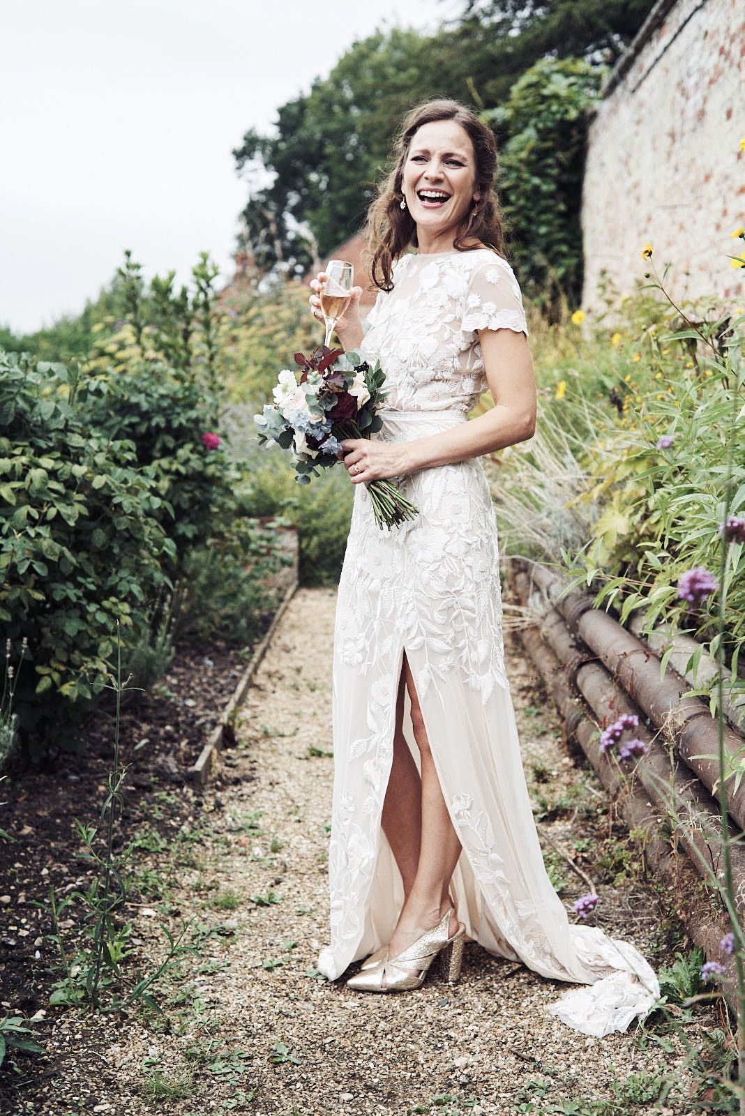 Hermione De Paula Wedding Dress Wedding Dresses Making A