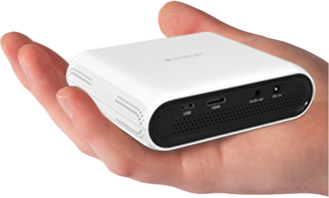 """Touchjet Turns Any Surface Into An 80"""" TouchScreen Reducing Strained Eyes Everywhere -  #projector #touchjet #touchscreen"""