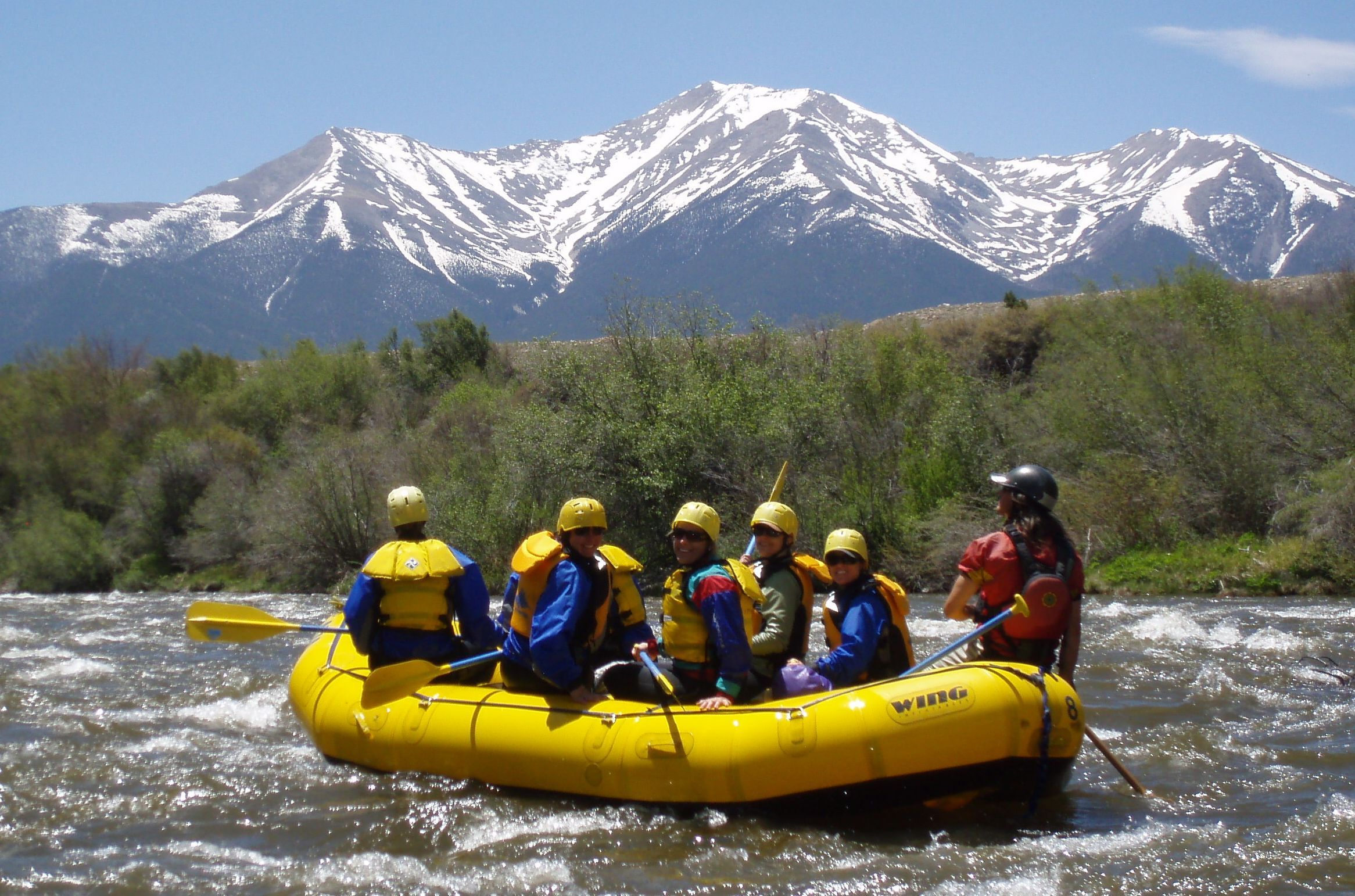 I wanna go here!! | Rafting in colorado, Whitewater rafting, Colorado river rafting