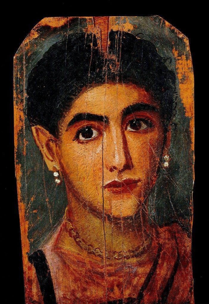 Épinglé sur Fayum portraits