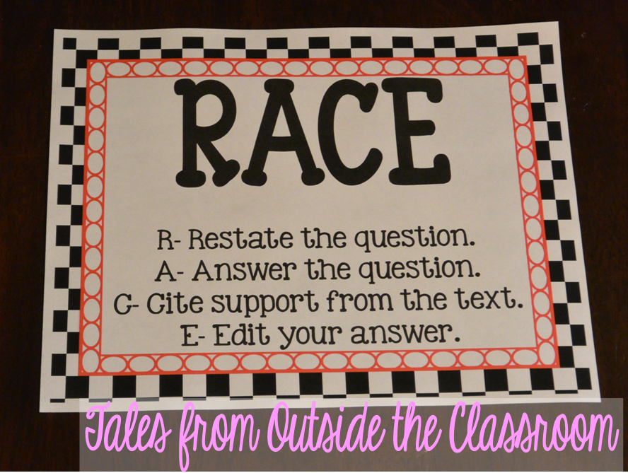 Ideas to help kids Restate the Question in the Answer ...