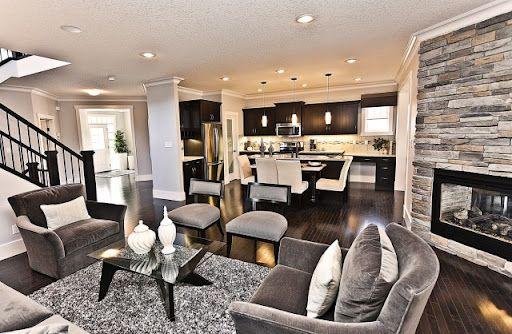 arredamenti moderni soggiorno - Cerca con Google | Design-Interior ...