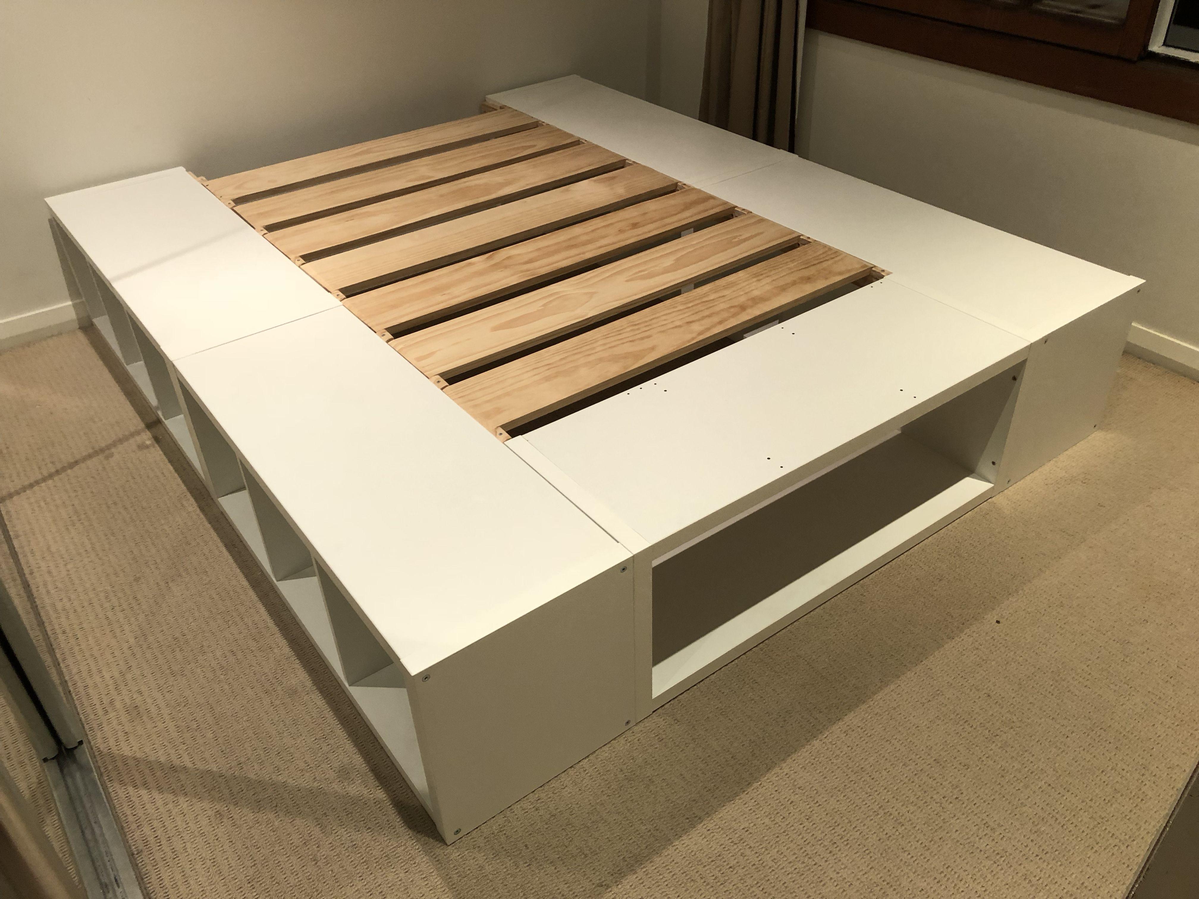 My Ikea Kallax Hack