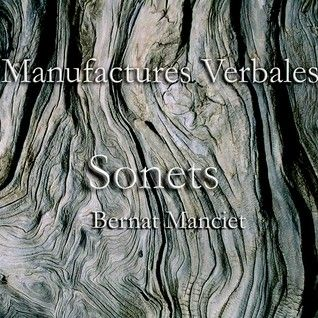 Joclong 16 Manufactures Verbales Sonets de Bernat Manciet