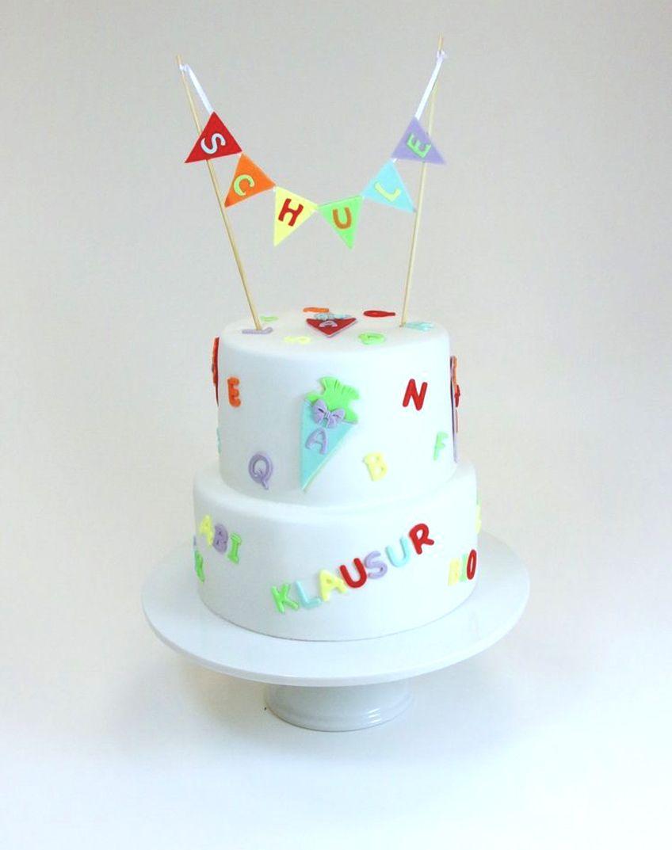 Einschulung Schulanfang Kuchen Ideen Torte Einschulung Leckere Kuchen