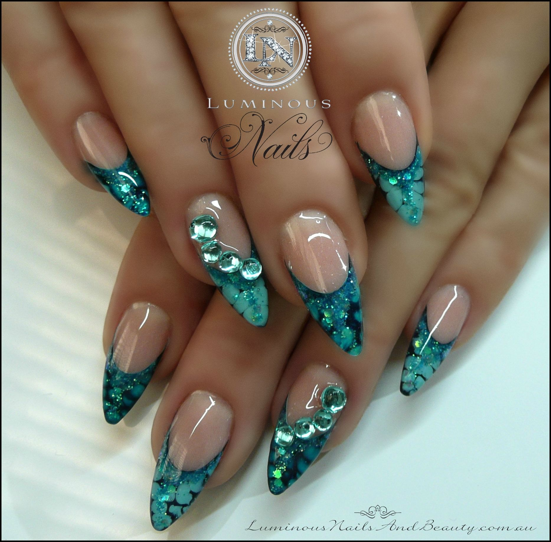 Pin de Eliana V. en Nails   Pinterest