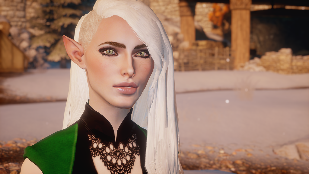 Age Inqusition Black Hair | dragon age inquisition nexus