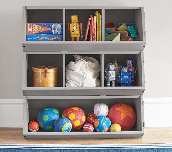 Bulk Bins For Toy Storage Pottery Barn Kids Littles Toy