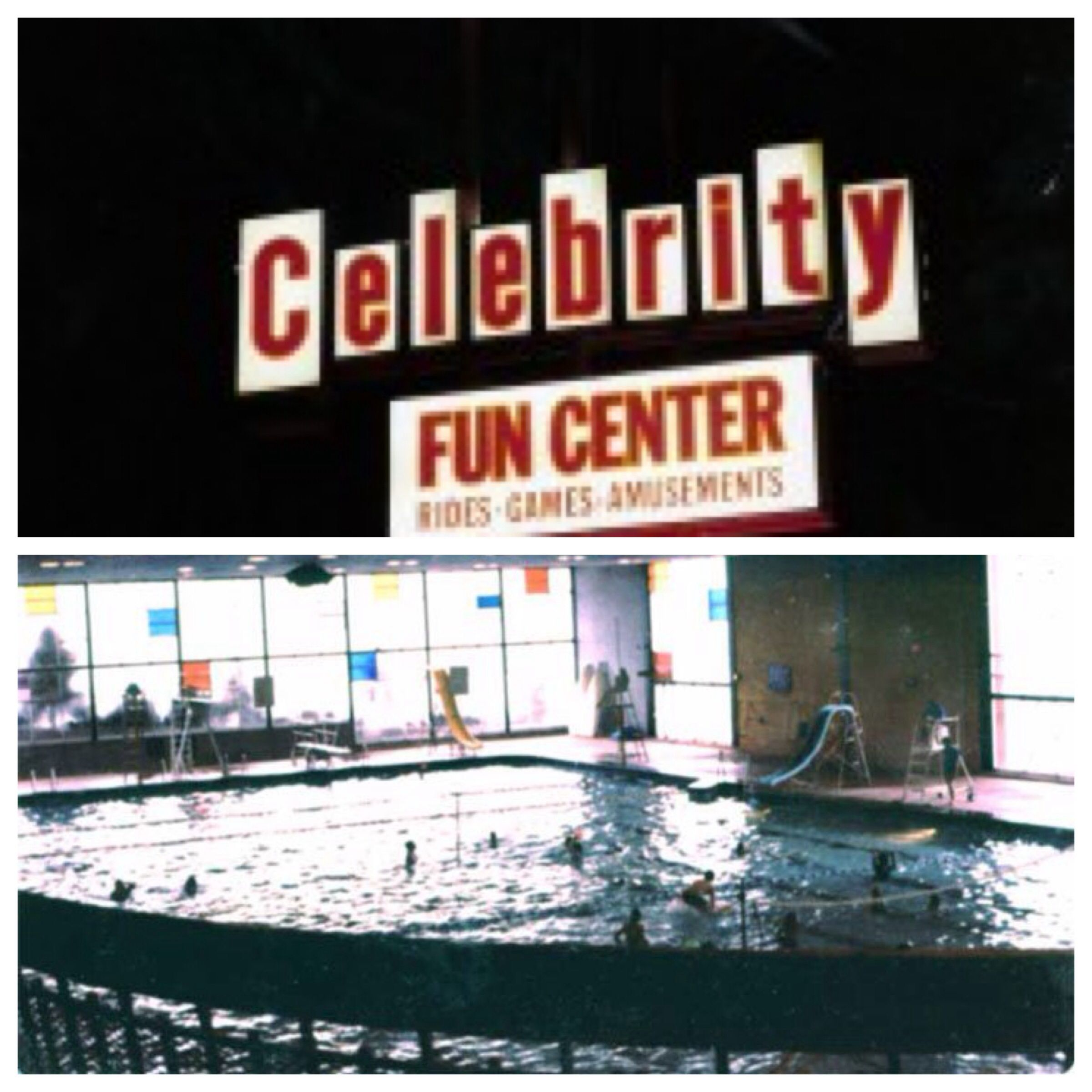 Celebrity Fun Center Denver Colorado Spent Hours Swimming Here And Then Playing Arcade Games Or Bowling Great Ice Cre Denver History Denver Photos Colorado